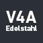 V4A-Edelstahl