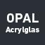 Opalglas