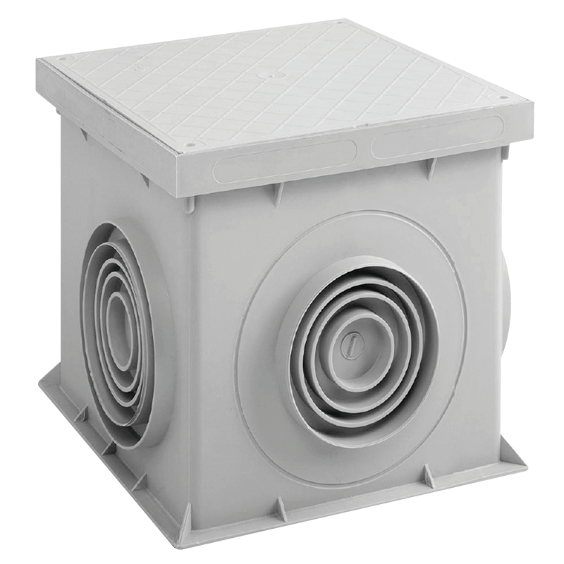Bodeneinbaubox