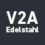 V2A-Edelstahl